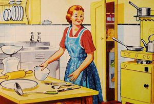 kitchen cooking 300x204 - Feeling that does during food preparation have impact on health