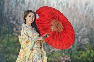 woman slim japanese 300x199 - How Japanese People Stay So Slim