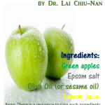 Removing gallstones naturally by Dr Lai Chui Nan using natural ingredients