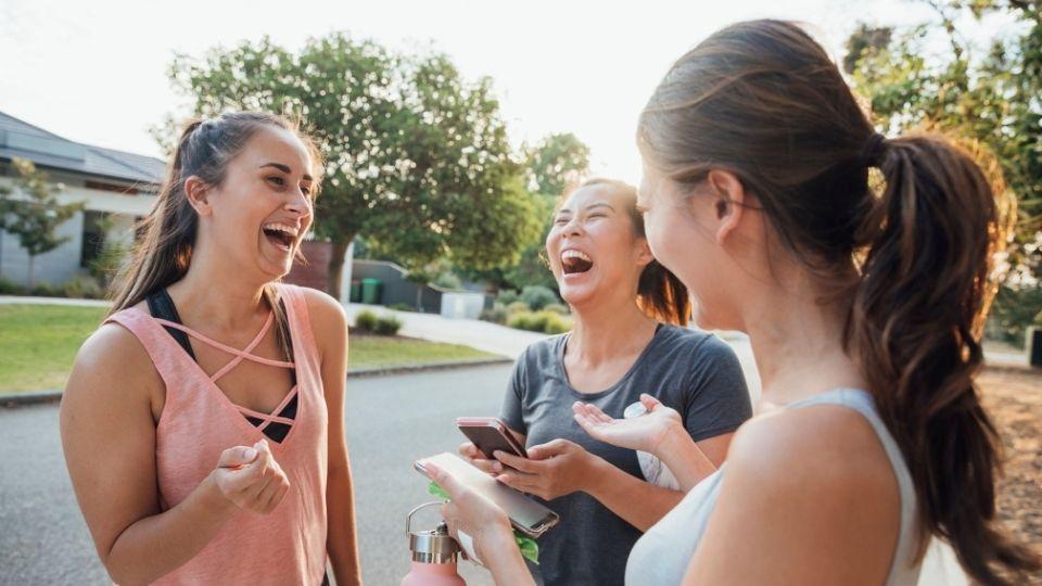 exercise socialfun - Exercise as a Social Event