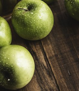 Green apples good for health