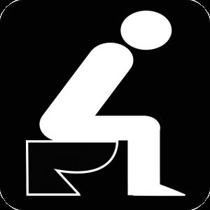man toilet constipation diarrhea 300x300 - Battling Constipation the Holistic Way