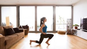 exercise home 300x169 - Low Impact Exercise Programs for Non Gym Goers