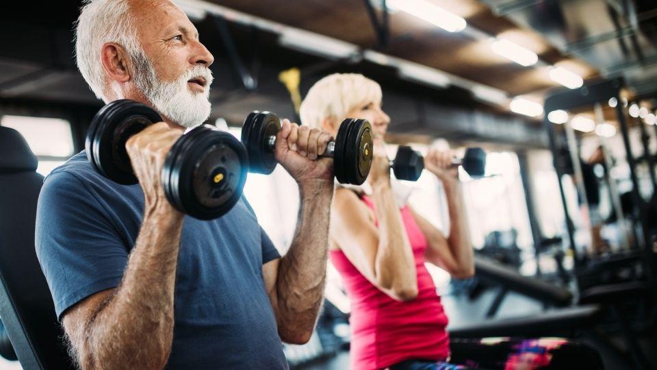 gym seniors 1 - Kudos to Seniors Joining the Gym