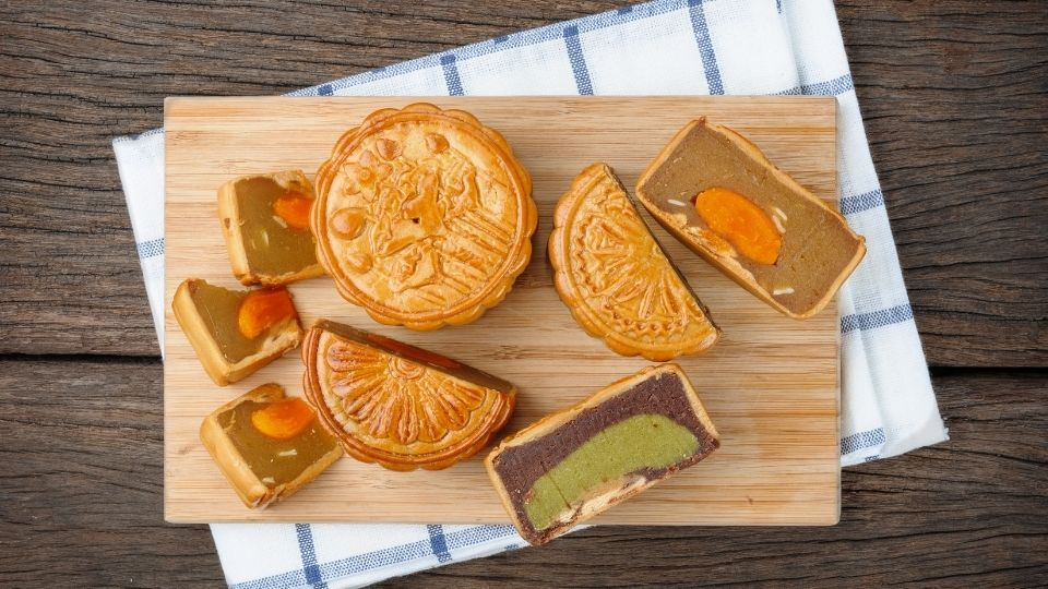 mooncakes - Mooncakes Galore! - how not to overeat