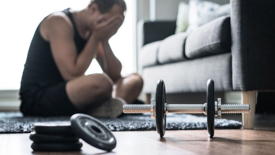 overtraining - Strength training- danger of overtraining one muscle group and ignoring the rest