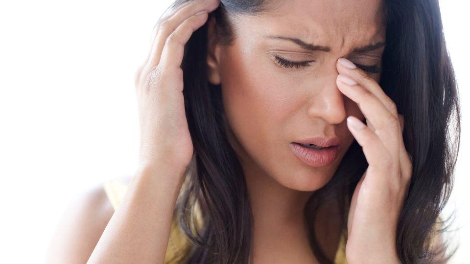 sinus headache - Body Pain may be due to Chronic Sinus