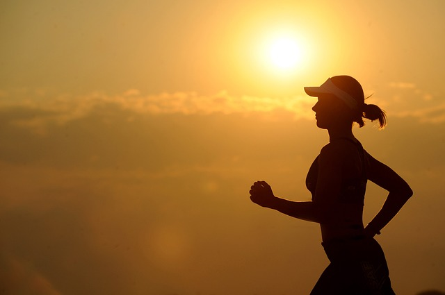 run fitness exercise woman - Cardiovascular Fitness- key to health
