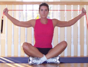 cheststretches 300x227 - How to reduce a hunched back through exercising