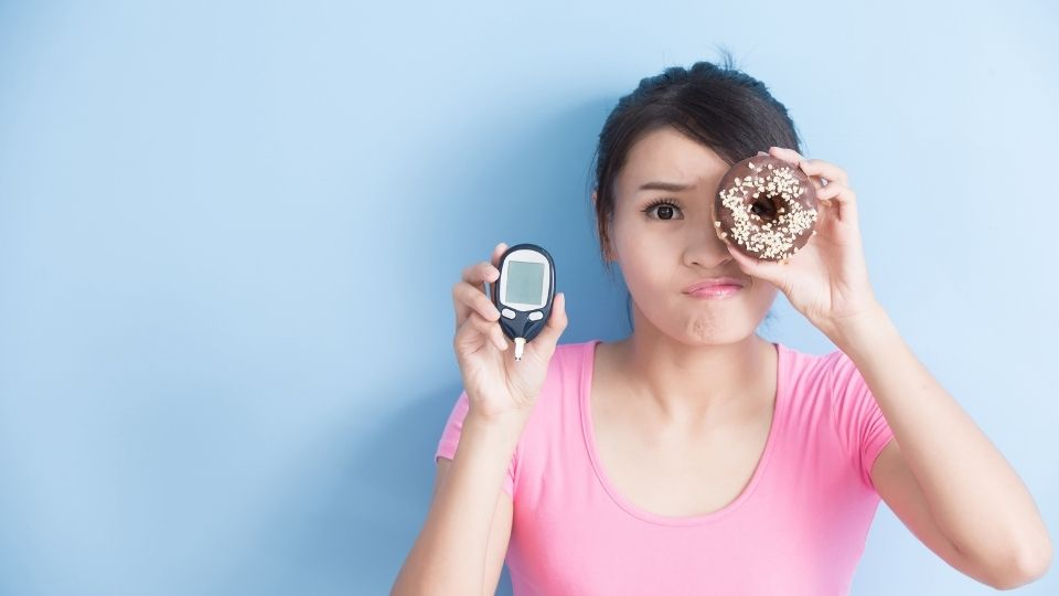 diabetes diet - Unable to Control Blood Sugar in Diabetes? Check your stress levels