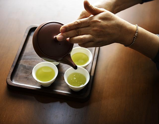 drink tea - The Possible Downside of Green Tea