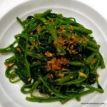 kangkung 150x150 - A boy dies after ingesting leeches from stir fried water spinach