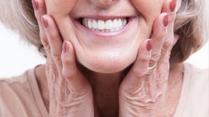 senior teeth denture 300x169 - What Every Denture Wearer Should Know