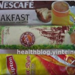 1 NescafeBreakfast 150x150 - Review of calories content of different types of premixed coffee/tea sold in Malaysia