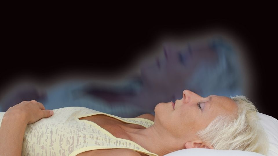 dream sleep - Recurring dreams may contain important information that affects your health