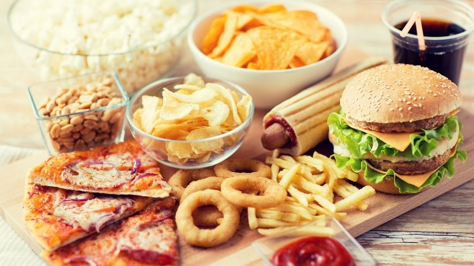 fastfood - Don't Blame Coke or Fast Food for Obesity