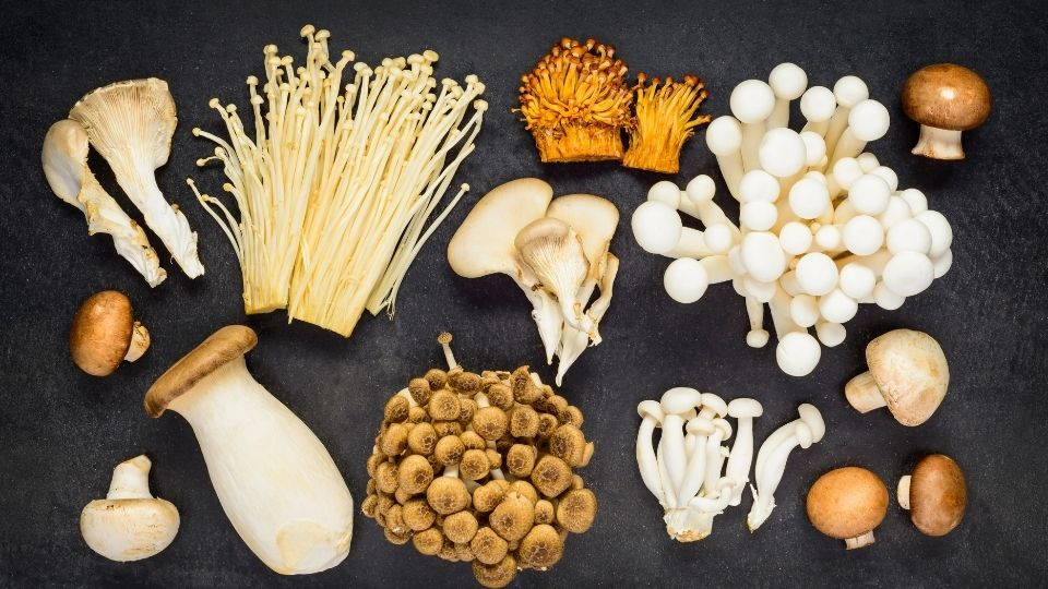 mushrooms 1 - Foods to Avoid if You Have Joint Pains or Arthritis
