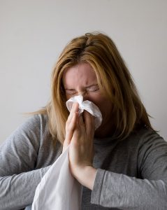 sinus cold flu 239x300 - Relieve Running Nose/ Sinus with Acupressure