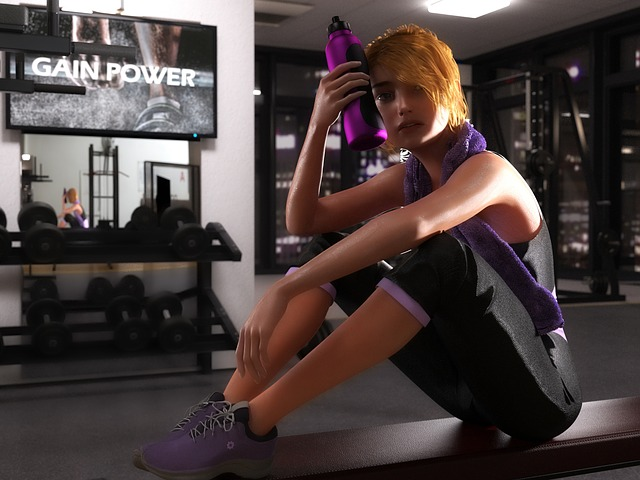 Fitness and sweating
