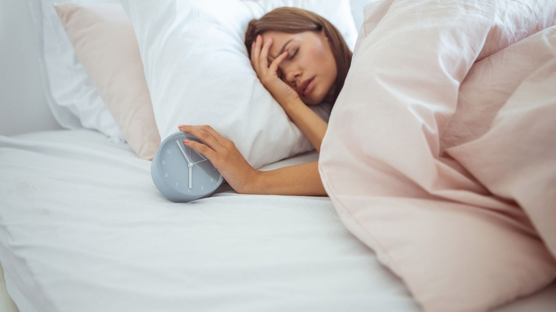 wake up tired - Do you wake up and feel tired all the time?
