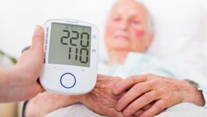 high blood pressure 300x169 - Why people get high blood pressure