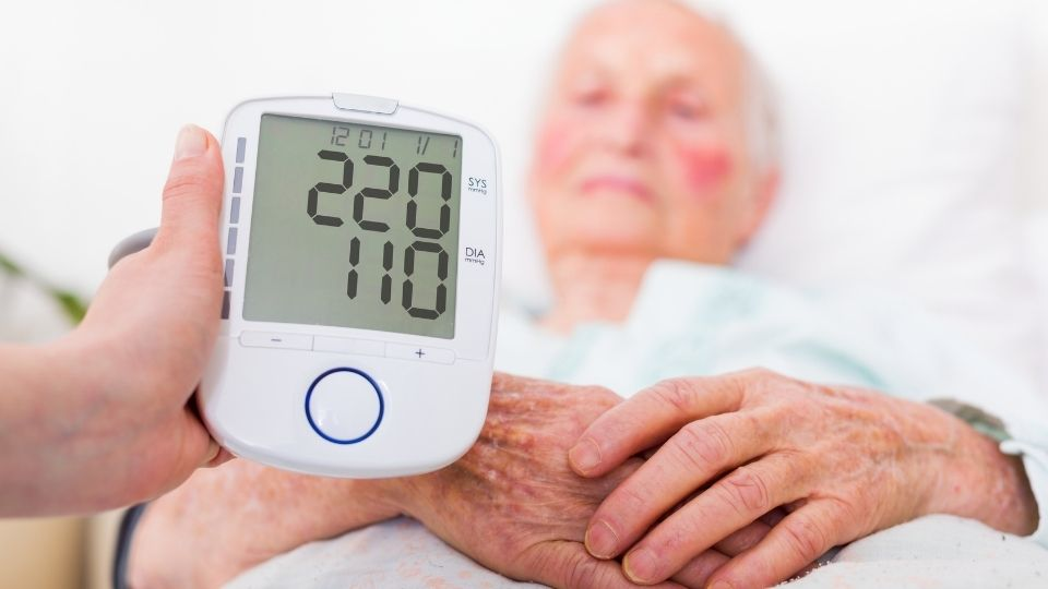 high blood pressure - Why people get high blood pressure