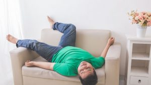 man lazy 300x169 - Why inactivity make a person more prone to illness