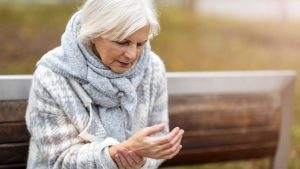 seniorlady pain 300x169 - Story of a lady with arthritis, joint pain and high uric acid