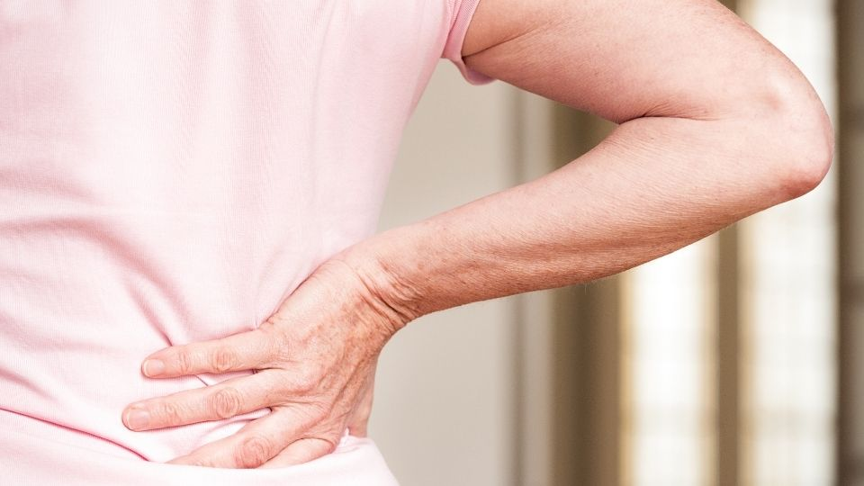 lowerbackpain - Lower back problems and lack of support in life