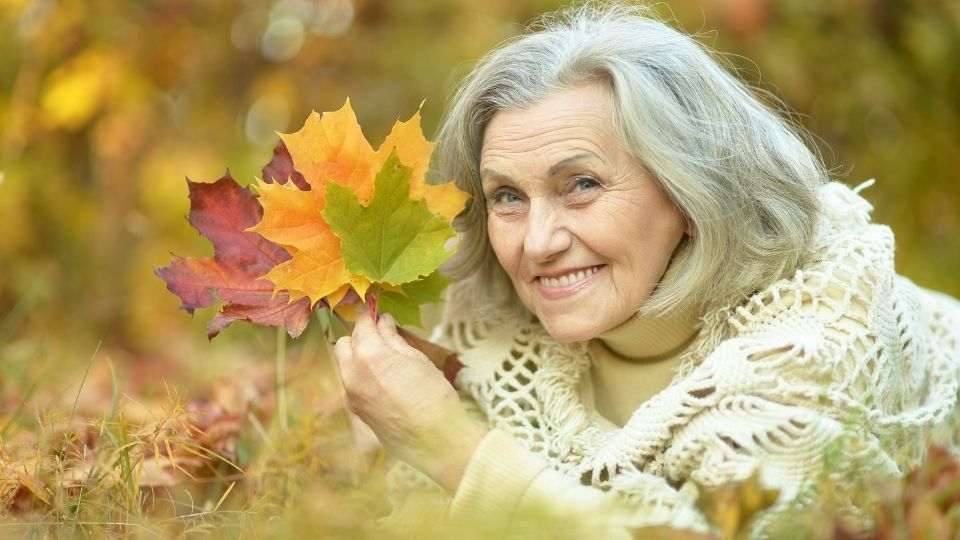senior happy - How to live a long and healthy life