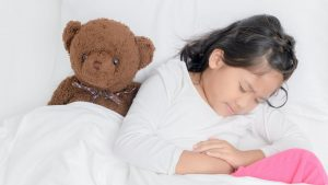 child stomachpain 300x169 - What to do when a child gets diarrhea