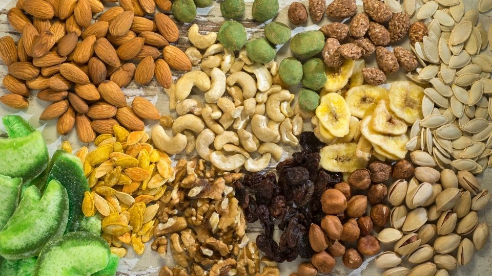 food nuts - Where to get fresh and healthy snacks like nuts