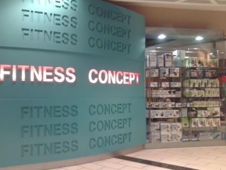 FitnessConceptStore