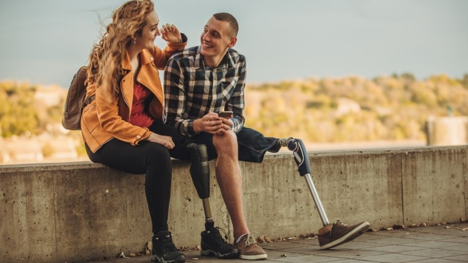 disability - Don't let any setback, deformity or disability get in the way of your dreams