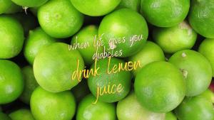 lemon diabetes 300x169 - Adding lemon to water to cure diabetes