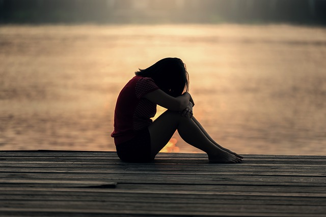 woman sad - When positive thinking alone is not enough