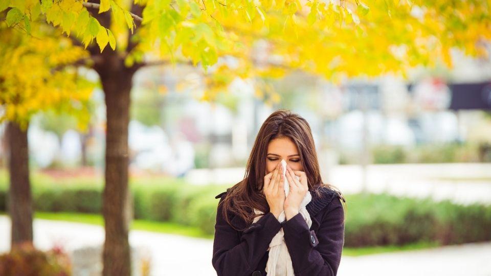 woman sinus allergic - Am I allergic to things like perfume, mint, etc?