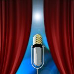 curtain mike 150x150 - Help how to cure my laryngitis quickly? I've got public speaking tomorrow!