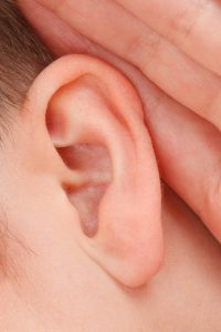 ear 200x300 - Silence In One Ear, Hearing Loss?