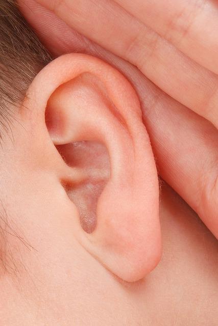 ear - Silence In One Ear, Hearing Loss?