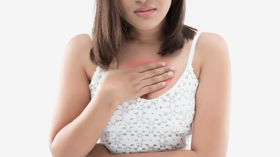 woman heartburn - Heartburn but nothing wrong in tests and OTC does not work