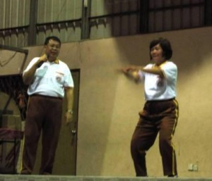wai tan kung demonstration 300x257 - An effective way to overcome fatigue, that drained feeling and reduce stress
