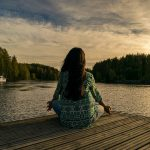 woman meditate stress 150x150 - How I dealt with a throbbing toothache