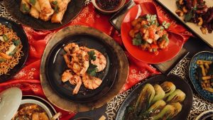 food chinese 300x169 - Calories in Common Chinese New Year favourites
