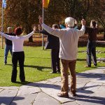 qi gong seniors 150x150 - Give health and get back health in return- a real story