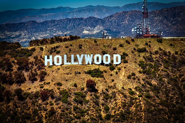 hollywood sign - How Hollywood celebrities slim down