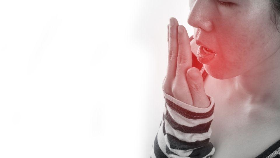 bad breath1 - Emotional causes of bad breath