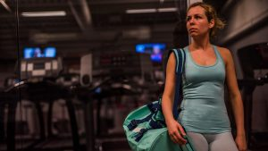 woman leavegym 300x169 - Before you quit the gym, read this