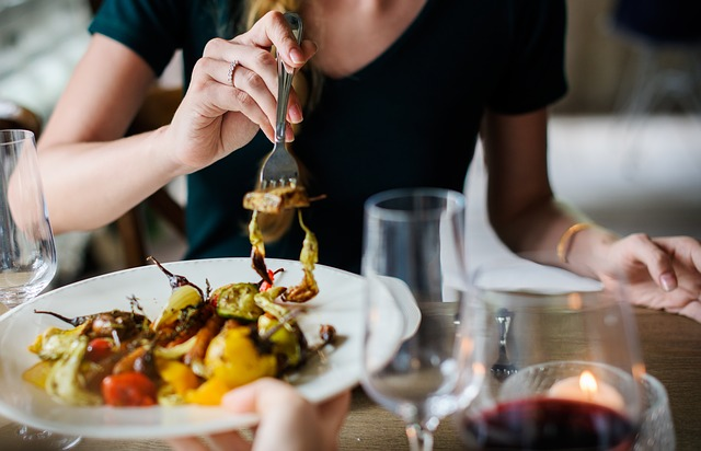 eat food - Spiritual aspect in changing eating patterns more effective than just dieting