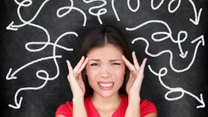 woman headache 300x169 - Avoid negative people as much as you can